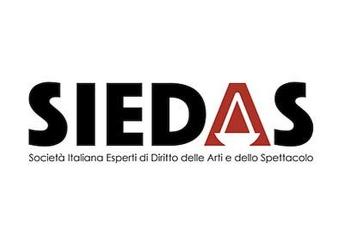 SIEDAS - Società Italiana Esperti di Diritto delle Arti e dello Spettacolo